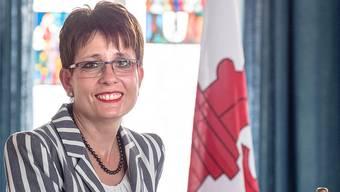 «Würdevolle Vertretung»: Auf Elisabeth Augstburger warten nach ihrer Wahl zur Landratspräsidentin mindestens 250 repräsentative Auftritte innert der kommenden zwölf Monate.