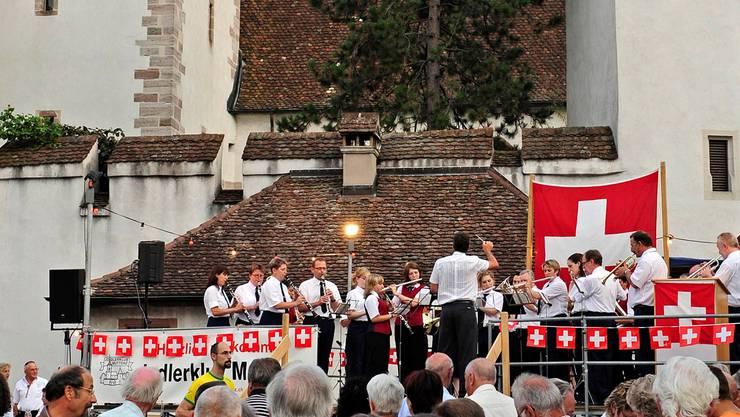 In den meisten Gemeinden knallts bei der Bundesfeier. Hier die letztjährige 1.-August-Feier von Muttenz.