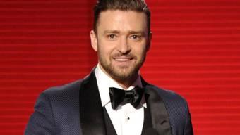 Die Vorfreude ist gross: Justin Timberlake (Archiv)