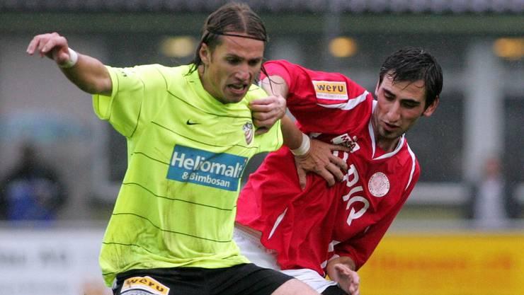 Glücklicher Derby-Sieg für Solothurn