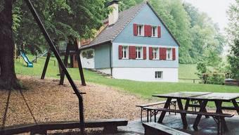 Das heutige Naturfreundehaus Gislifluh wurde 1972 eröffnet.