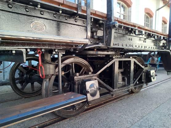Der 74102 gehört in der Wagenpark des Dampfbahn Verein Zürcher Oberland DVZO. Bild: Historic Schlieren