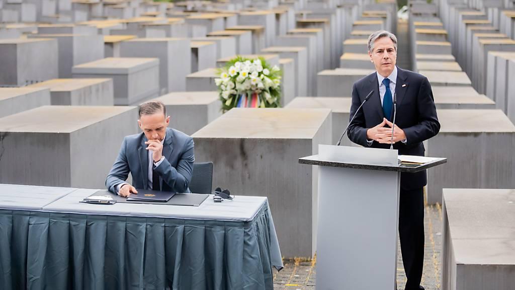 Deutschland und USA starten Initiative gegen Leugnung des Holocaust