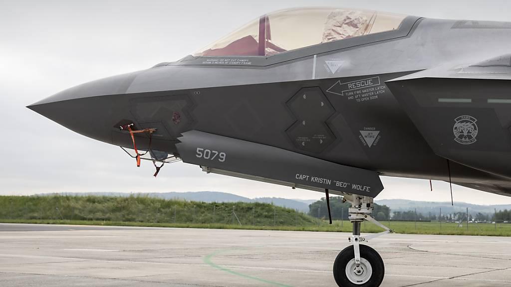Fluglärm-Gegner aus Emmen kritisieren Kampfjet-Entscheid des Bundes