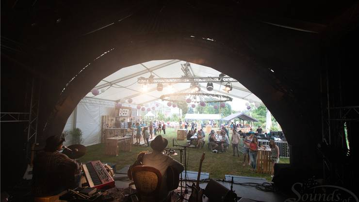 Im vergangenen Jahr waren rund 500 Gäste am Sounds of Garden Open Air. Es dürften etwas mehr sein, doch die Gemütlichkeit soll genau so bleiben. zvg
