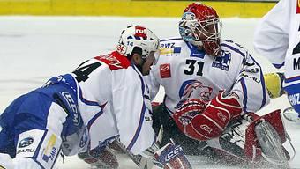 Die Lions Pascal Müller und Sulander geschlagen