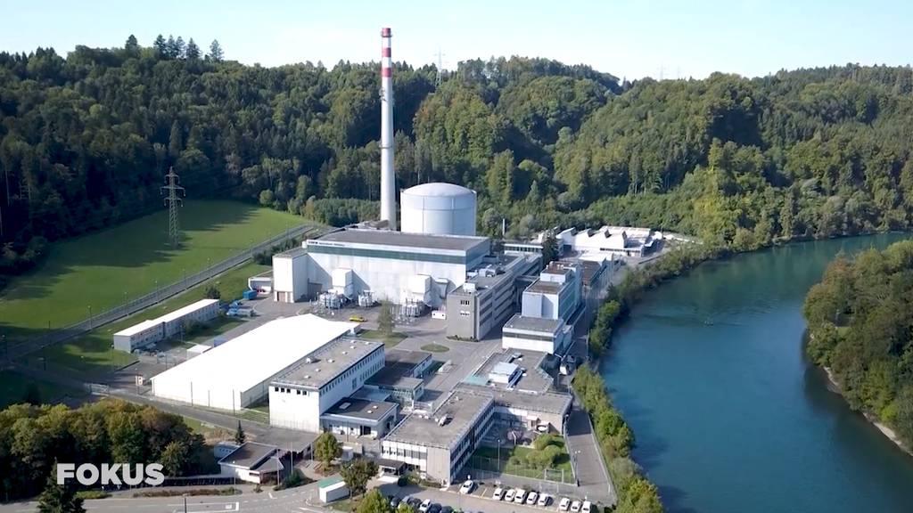 Kernkraftwerk Mühleberg bis Ende Jahr still gelegt