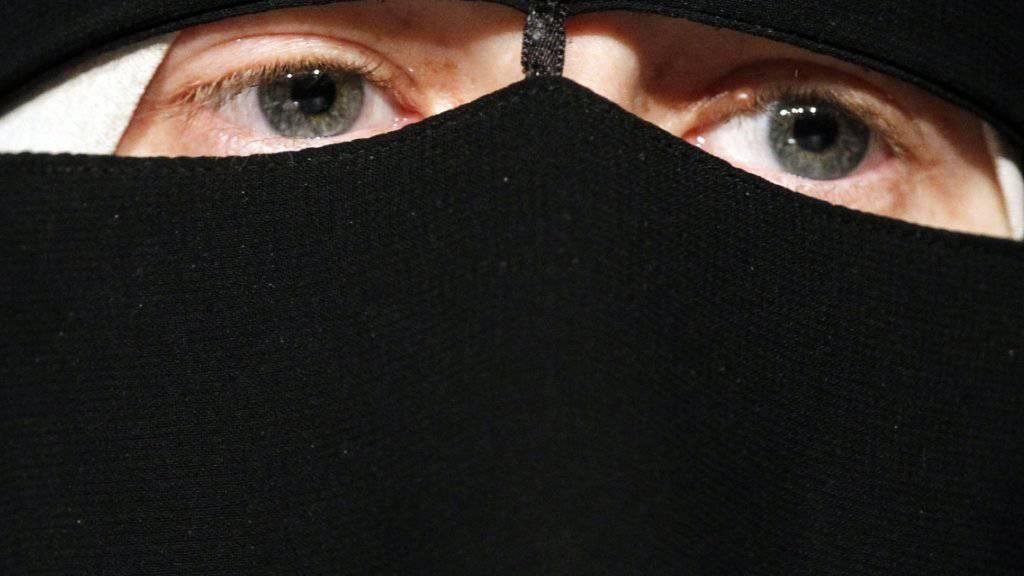 Das kantonale Verhüllungsverbot zielt vor allem auf die Burka.