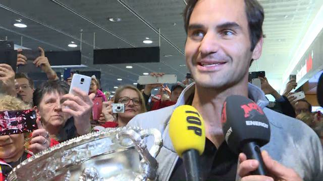 King Roger is back!