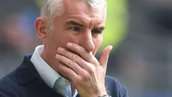 Mirko Slomka ist nicht mehr Trainer beim Hamburger SV.