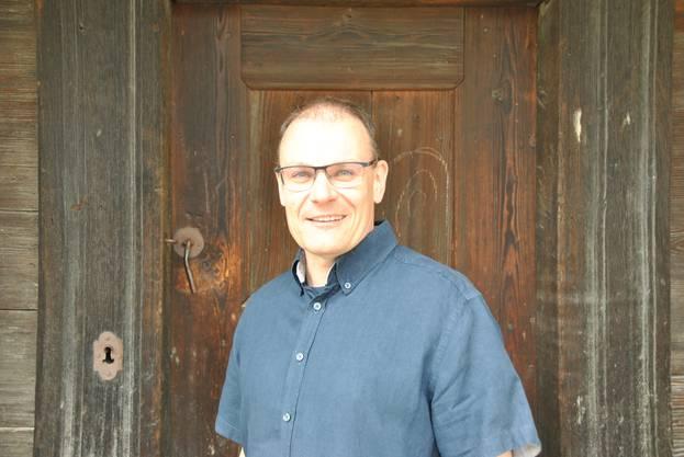 Hansruedi Gurtner, Vorstandsmitglied GVB, Ressort Politik, führte durch die Fragen