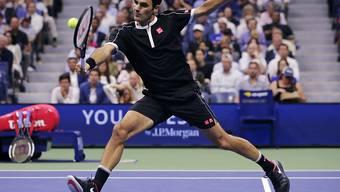 Roger Federer startet in Sydney ins Jahr 2020