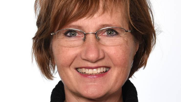 Sandra Rottensteiner (EVP), Urdorfer Gemeindepräsidentin