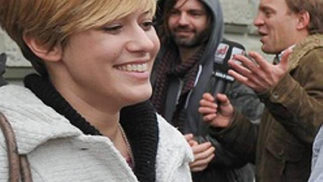 Eva Camenzind heisst jetzt wieder Nidecker (Archivbild)