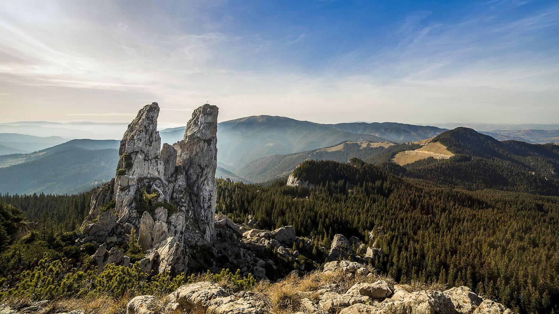 Rumänien Karpaten