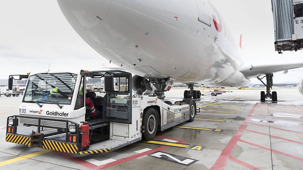 Swissport erhält Corona-Hilfen in den USA
