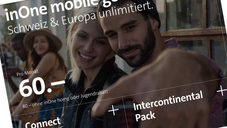 Für Jugendliche und Festnetz-Kunden gibts Rabatt.