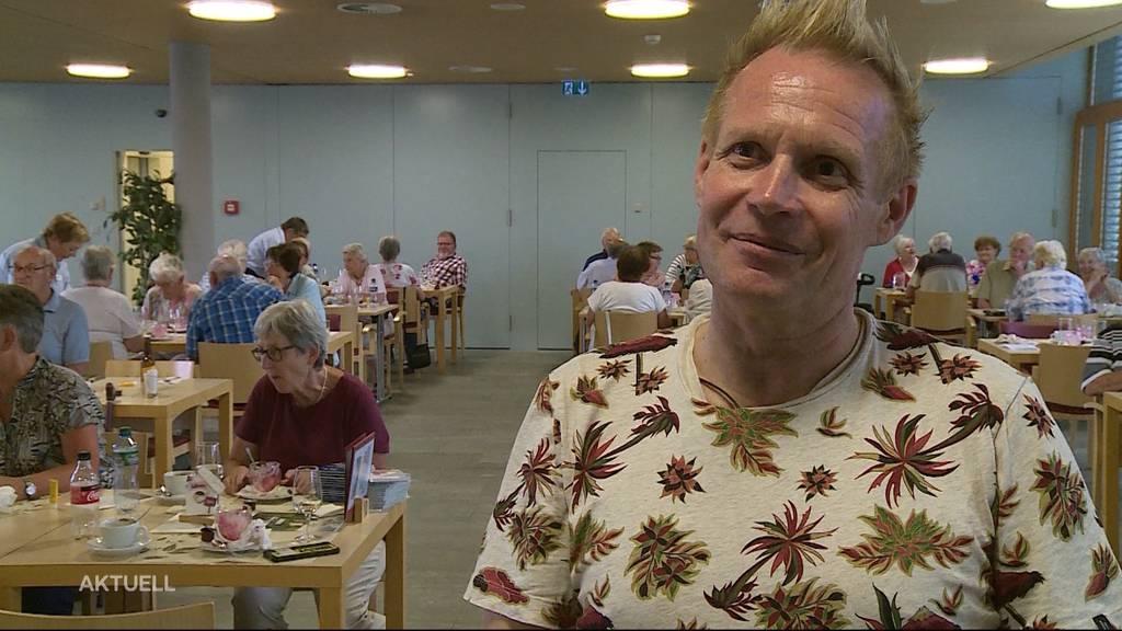 Comedian Peter Löhmann: Altersheim statt Bühne?