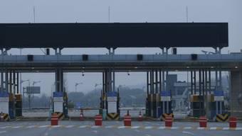Die Strasse nach Kaesong ist verlassen (Archiv)