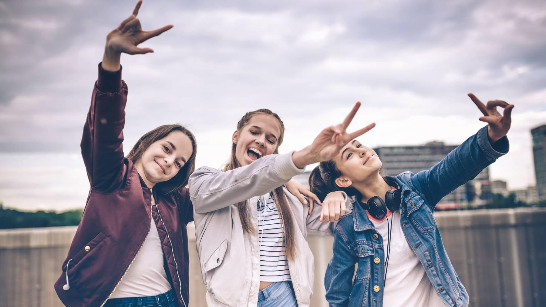 Wie spricht die heutige Jugend?