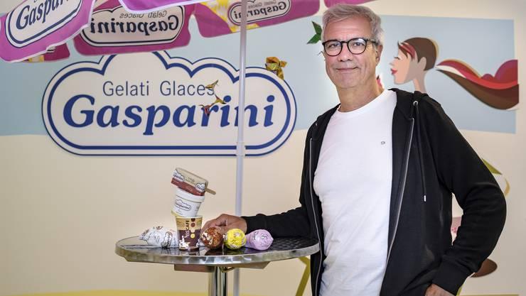 Seit fast 20 Jahren ist Mario Gasparini in der Firma angestellt.