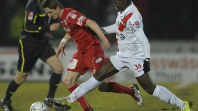 Will weiter für den FC Thun stürmen: Stephan Andrist