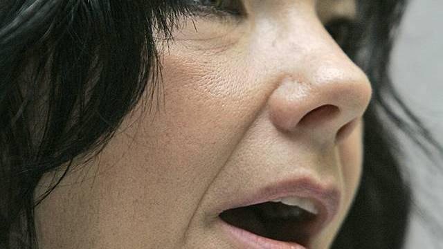 Wehrt sich gegen Verkauf an Magma-Konzern: Björk (Archiv)