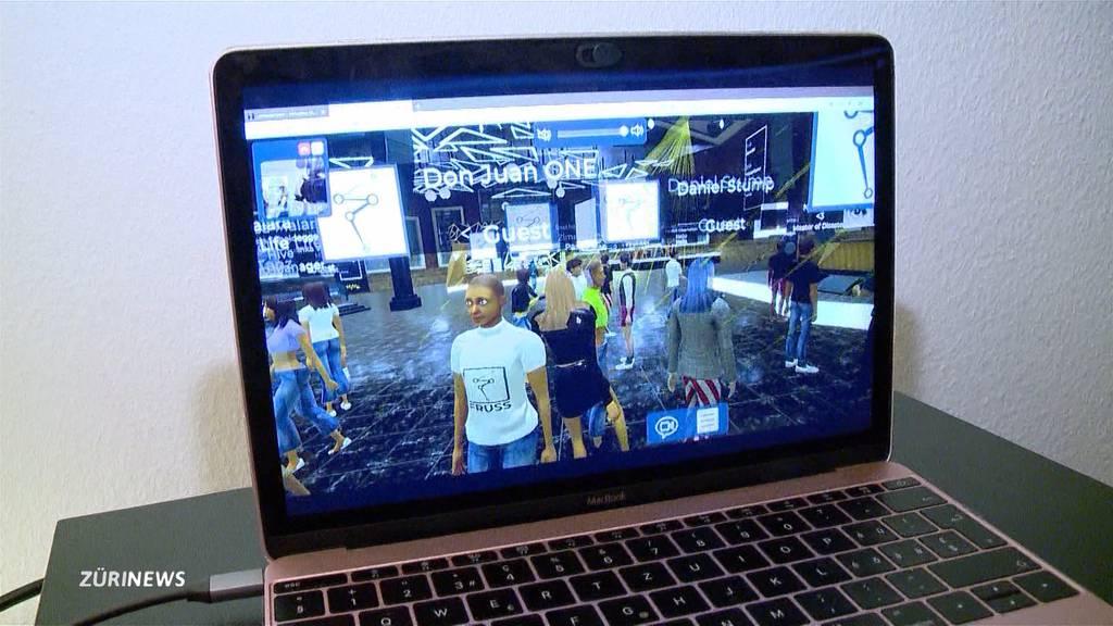 Ein Jahr ohne Feiern: 2'500 Personen bei virtueller Party vereint
