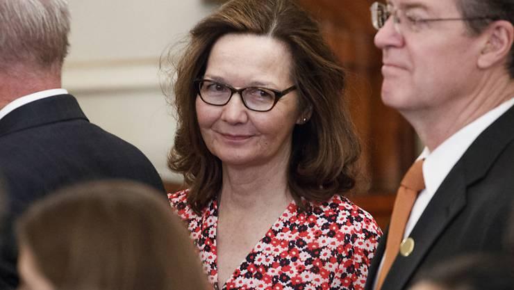 US-Präsident Donald Trump will sie als neue Chefin des Auslandsgeheimdienstes CIA: die bisherige Vizedirektorin der Behörde, Gina Haspel.