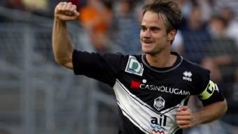 Renfer schoss für Leader Lugano den 1:1-Ausgleich