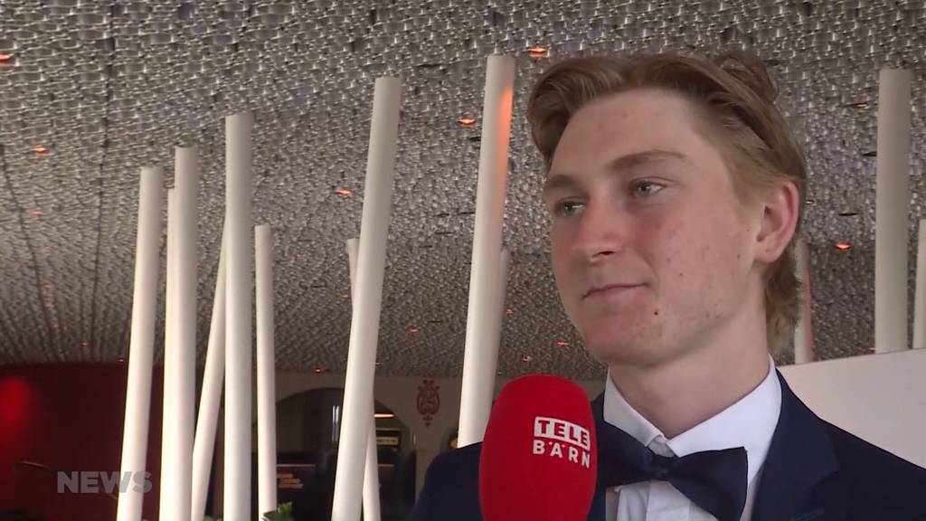 Swiss Ice Hockey Awards im Kursaal Bern