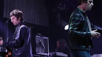 Nah und doch fern: Gallaghers (Archiv)