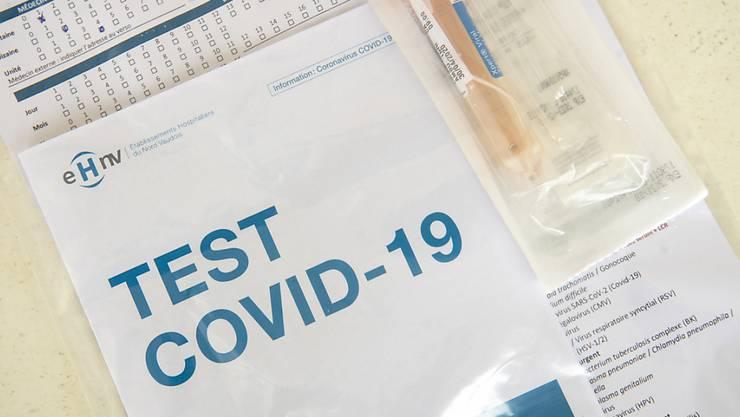 Im Kanton Zürich wurden am Mittwoch 16 Personen gemeldet, die positiv auf das Coronavirus getestet wurden. (Symbolbild)