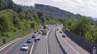 Am 9. Dezember beginnen die Arbeiten für den Vollanschluss an der A18. (Archivbild)