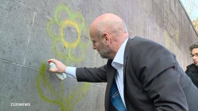 Wundermittel gegen Graffiti