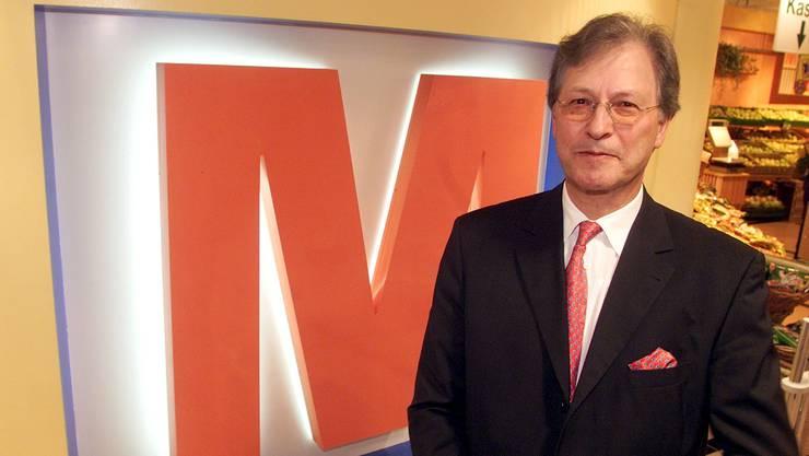 Scherrer begann 1991 bei der Migros und war zunächst für die Industrieunternehmen tätig. Zehn Jahre später rückte er an die Spitze auf.