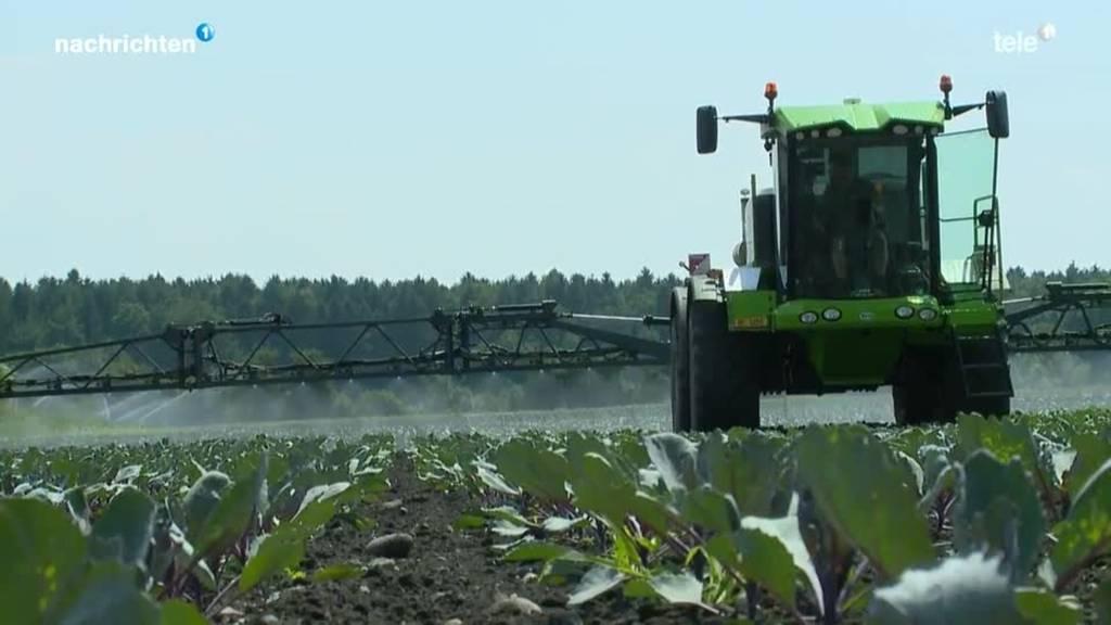 Ständerat zur Pestiziddebatte