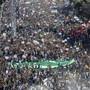 In Rom demonstrieren rund 200'000 Menschen für mehr Klimaschutz.
