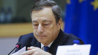 EZB-Chef Draghi.