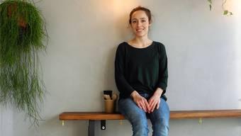 Will die Gastrobranche ökologischer machen: die 28-jährige Soraya Duvnjak.