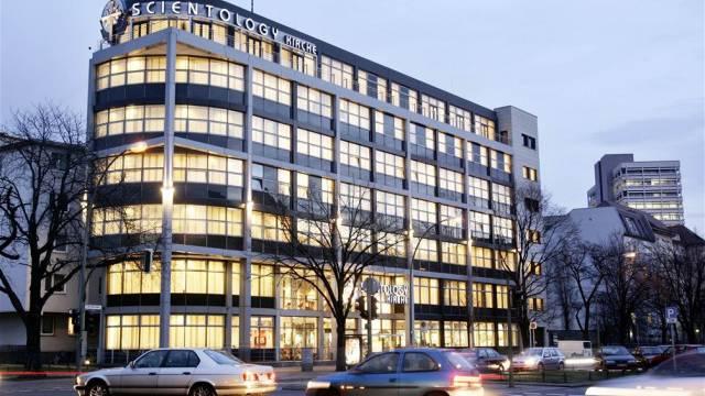 Scientology Kirche in der Otto-Suhr-Allee in Berlin. Foto: Jochen Zick - Keystone