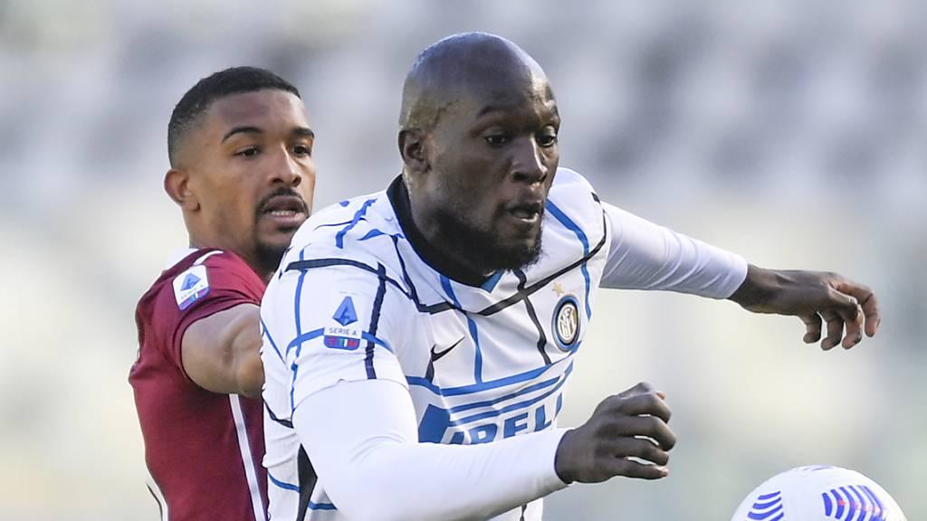 Inter distanziert Stadtrivale Milan weiter