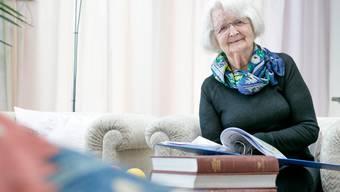 Gertrud Schmid-Rüttimann erinnert sich an den zweiten Weltkrieg