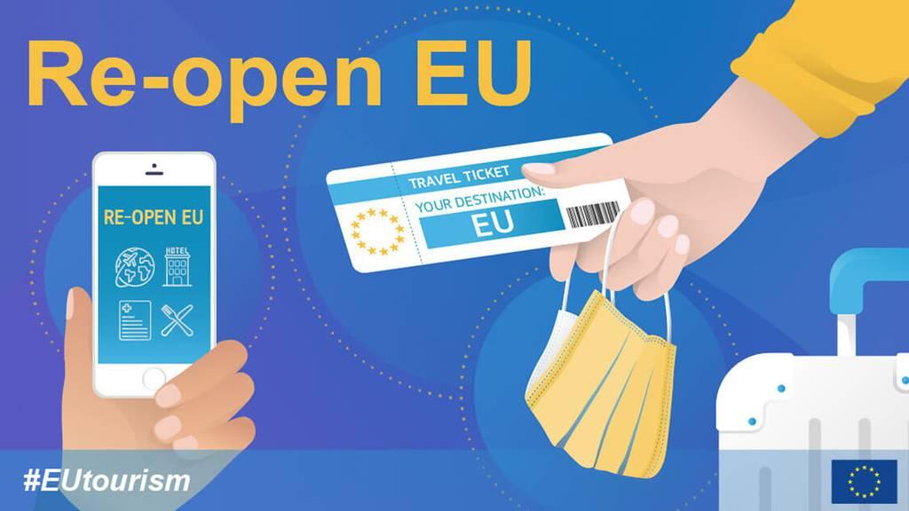 Coronaregeln: Diese App vereinfacht das Reisen innerhalb Europas