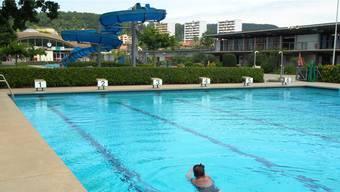 In Brugg ist das Schwimmbecken noch nicht bereit für die Freiluft-Saison.