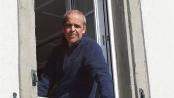 Josef Fischer ist seit 1989 Geschäftsleiter der Stiftung Reusstal.
