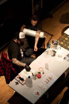 Ein Tattoo mehr kann nie schaden