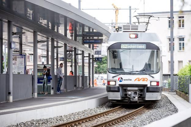 Am letzten Freitag fielen zwei Züge der Wynental- und Suhrentalbahn vollständig aus.