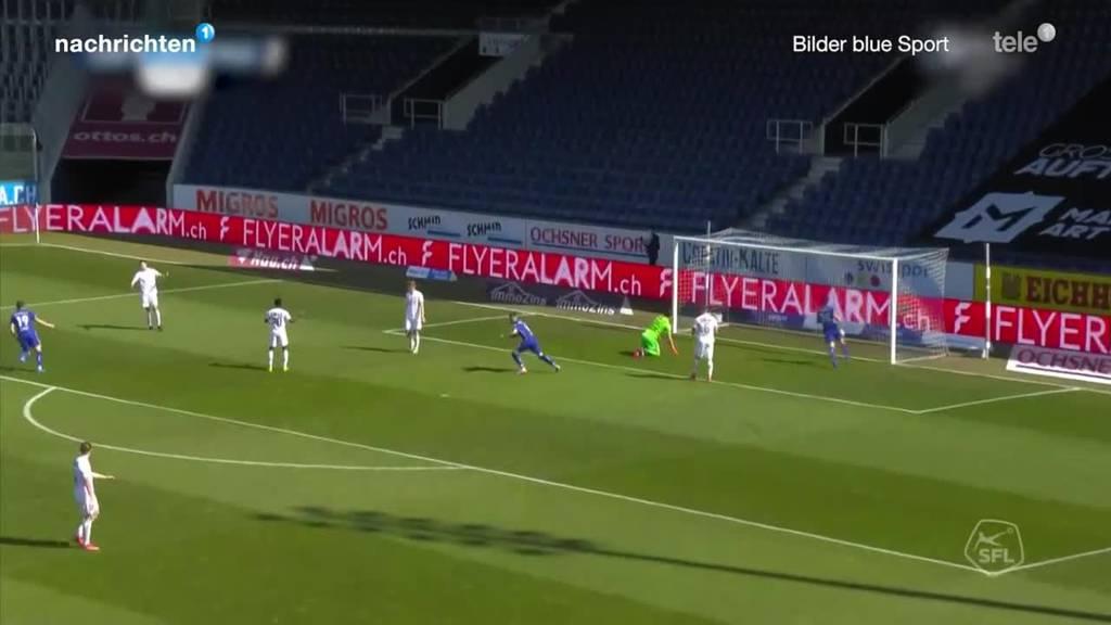 Bericht FC Luzern - FC Zürich