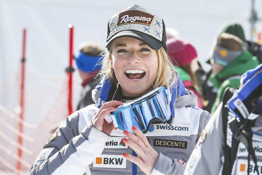 Lara Gut (Ski Alpin, 2008) (© Keystone)